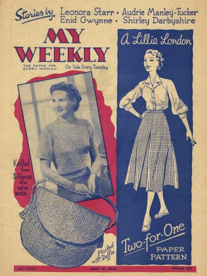My Weekly Magazine May 1952