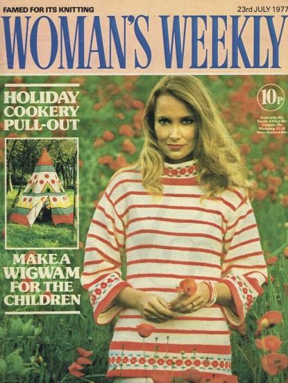 womens weekly Vintage
