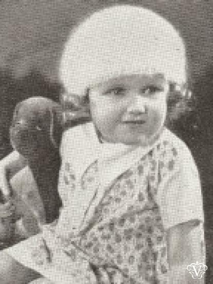 1940s Childrens Fair Isle Beret Knitting Patterns 3 Designs