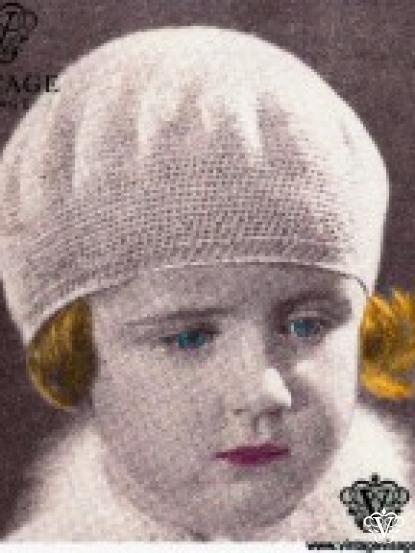 Boys Hats Balaclava And Ski Headband Vintage Knitting Patterns